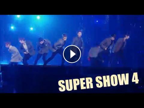 SUPER JUNIOR / SUPER JUNIOR WORLD TOUR ''SUPER SHOW 7''ティザー映像